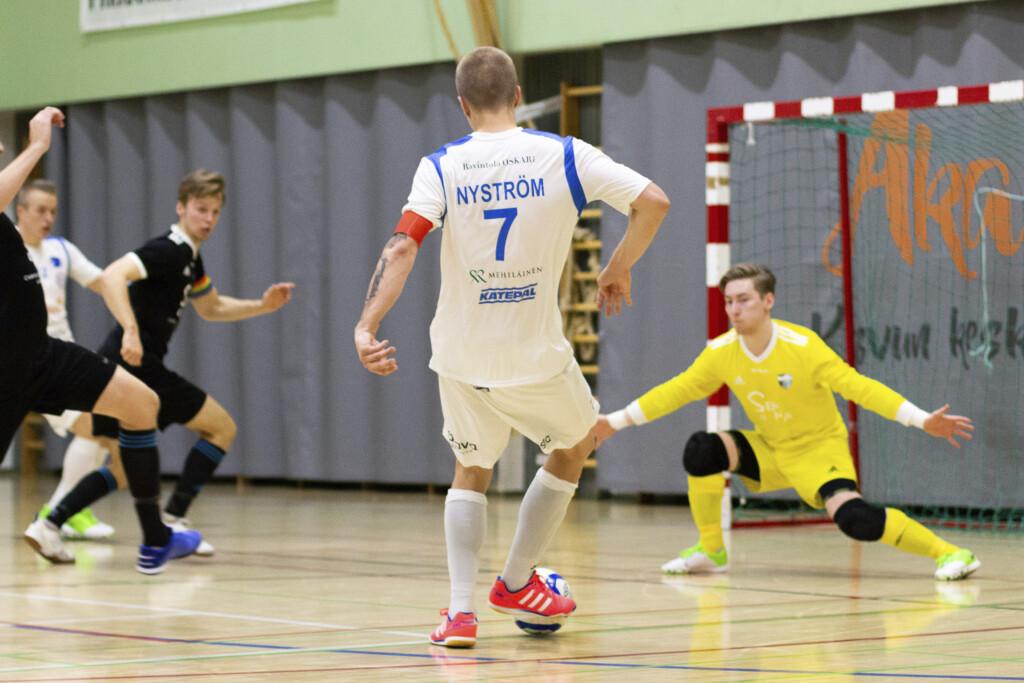 Akaa futsal, Nyström