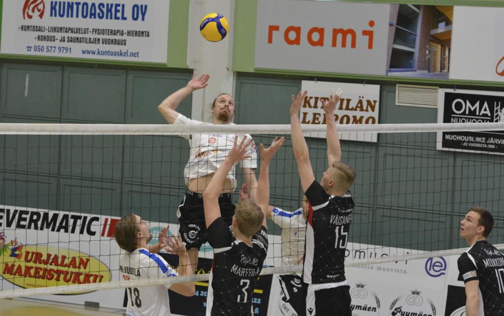 Akaa volley ja Etta