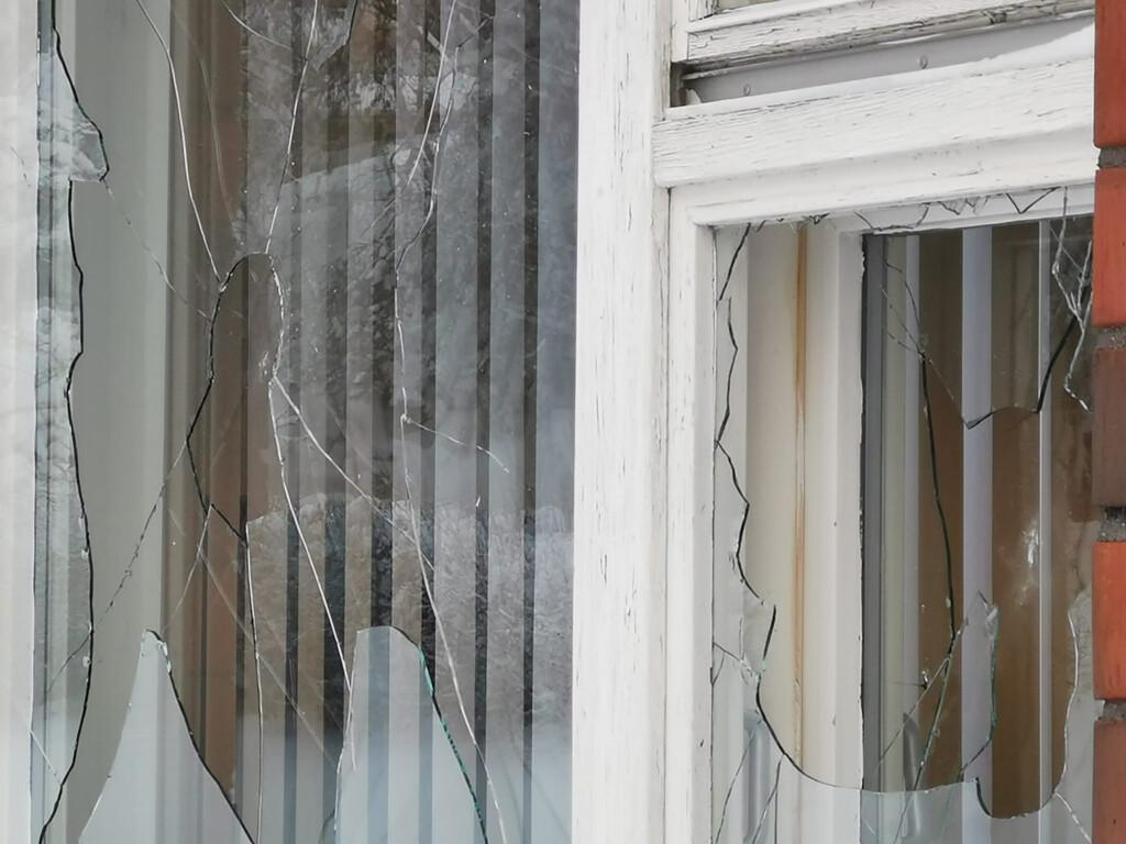 Rikkinäinen ikkuna