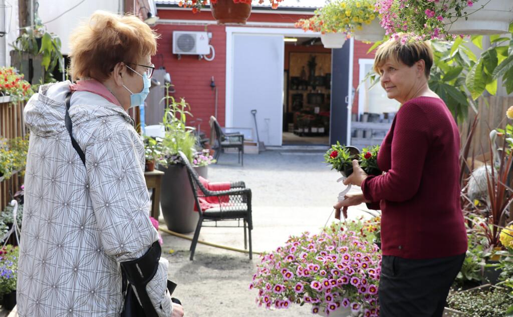 Kati Korpela, Greetta Rantanen
